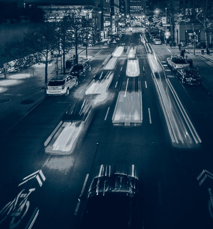 Auto Traffic Light